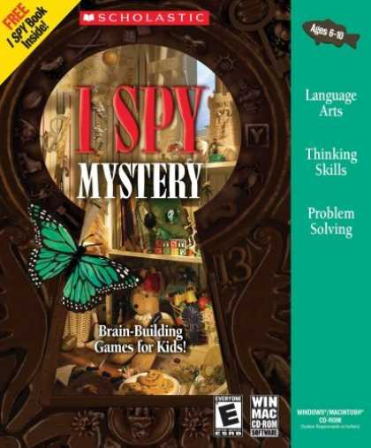 Bestselling Games (2006) - I Spy Mystery (Win/Mac)