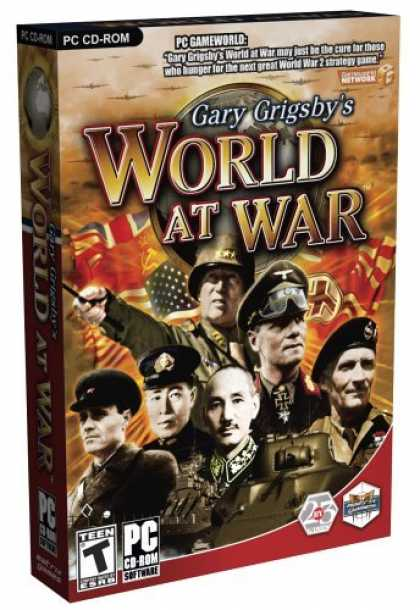 Bestselling Games (2006) - Gary Grigsby's World At War