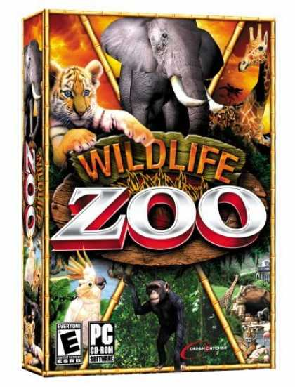 Bestselling Games (2006) - Wildlife Zoo