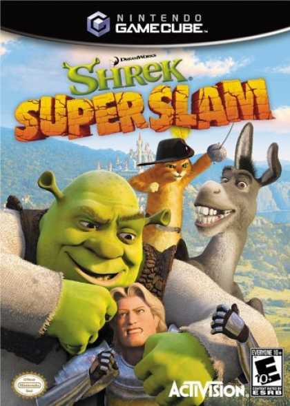Bestselling Games (2006) - Shrek SuperSlam