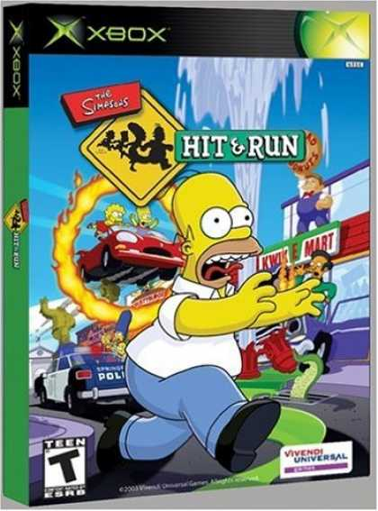 Bestselling Games (2006) - Simpsons: Hit and Run