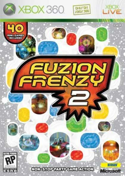 Bestselling Games (2006) - Fuzion Frenzy 2