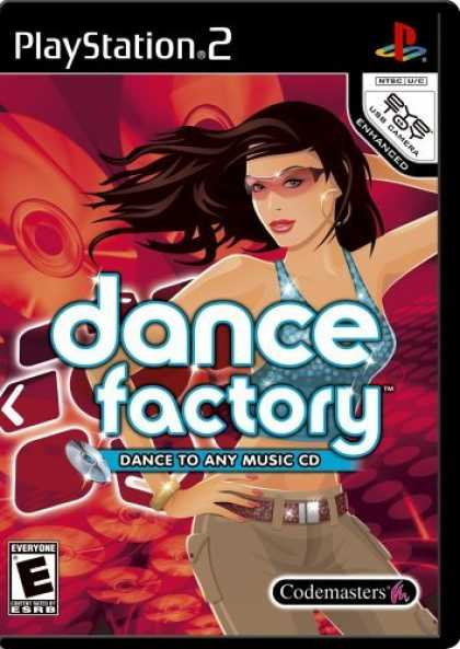 Bestselling Games (2006) - Dance Factory Dance to Any Music