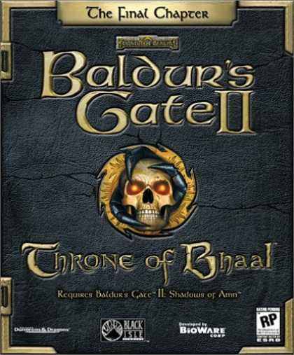 Bestselling Games (2006) - Baldur's Gate 2 Expansion: Throne of Bhaal