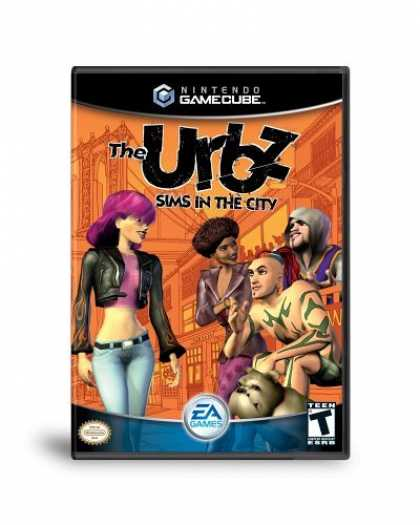 Bestselling Games (2006) - Urbz: Sims in the City