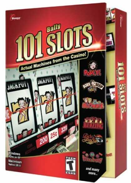 Bestselling Games (2006) - Masque 101 Bally Slots (Win/Mac)