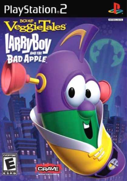 Bestselling Games (2006) - Veggietales: Larry Boy and the Bad Apple