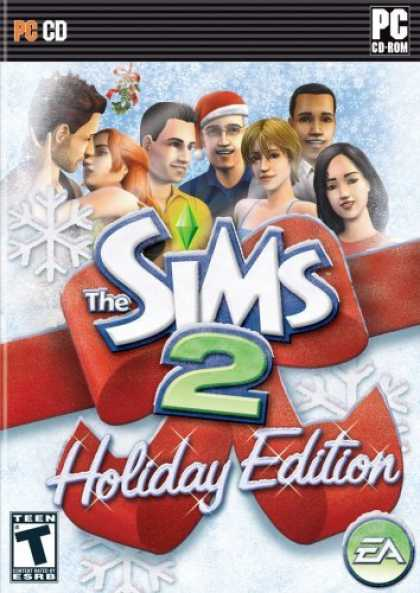 Bestselling Games (2006) - The Sims 2 Holiday Edition