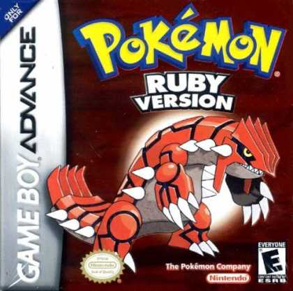 Bestselling Games (2006) - Pokemon Ruby
