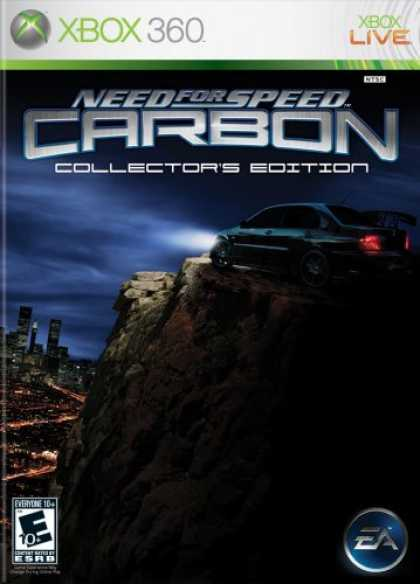 Bestselling Games (2006) - Need for Speed Carbon Collectors Edition