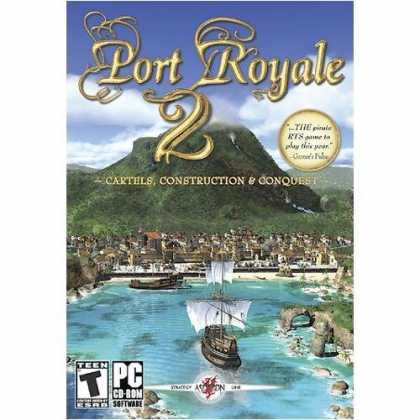 Bestselling Games (2006) - Port Royale 2