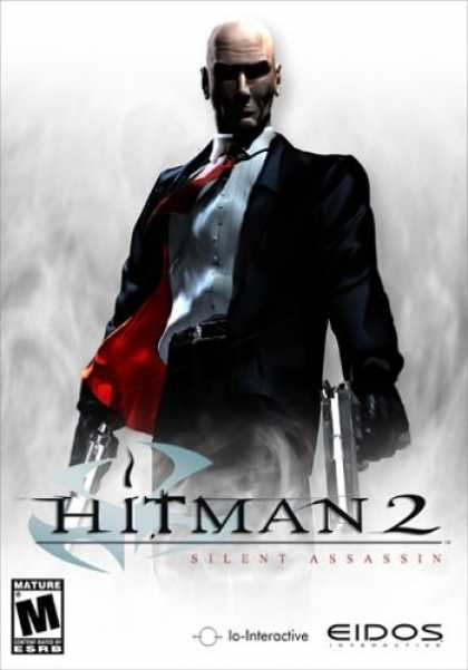 Bestselling Games (2006) - Hitman 2: Silent Assassin