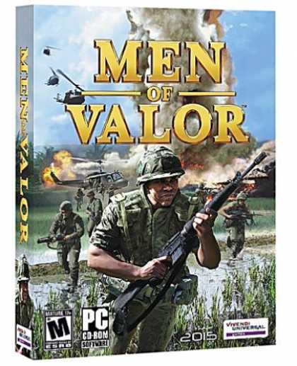 Bestselling Games (2006) - Men of Valor