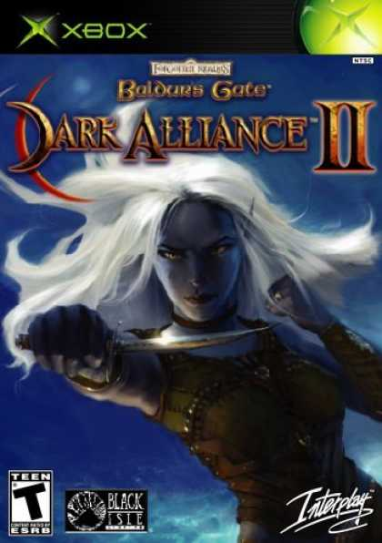 Bestselling Games (2006) - Baldur's Gate Dark Alliance 2 for XBox
