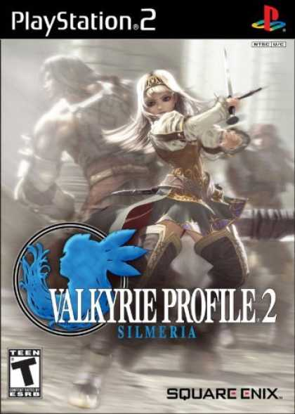 Bestselling Games (2006) - Valkyrie Profile 2: Silmeria