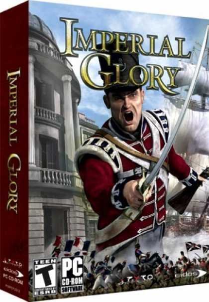 Bestselling Games (2006) - Imperial Glory