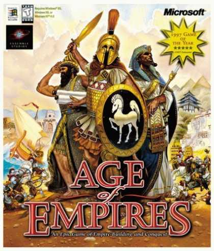 Bestselling Games (2006) - Age of Empires