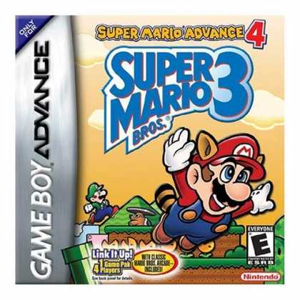 Bestselling Games (2006) - Mario Advance 4