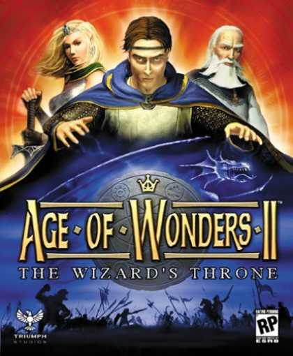 Bestselling Games (2006) - Age Of Wonders 2