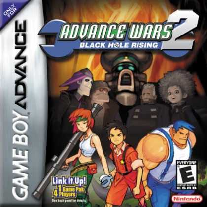 Bestselling Games (2006) - Advance Wars 2: Black Hole Rising