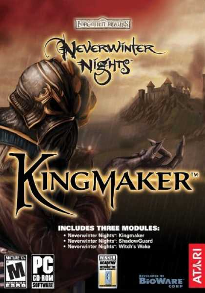 Bestselling Games (2006) - Neverwinter Nights: Kingmaker Expansion Pack