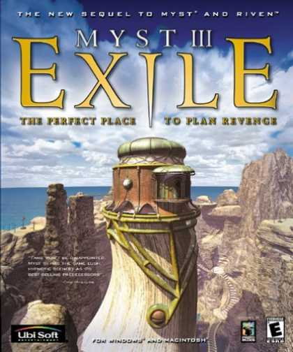 Bestselling Games (2006) - Myst 3: Exile