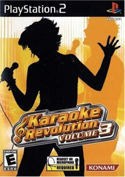 Bestselling Games (2006) - Karaoke Revolution Volume 3
