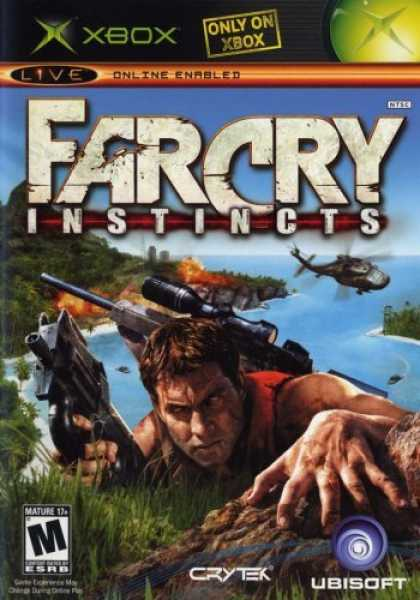 Bestselling Games (2006) - Far Cry Instincts