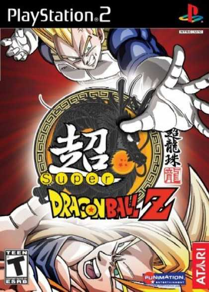Bestselling Games (2006) - Super Dragonball Z