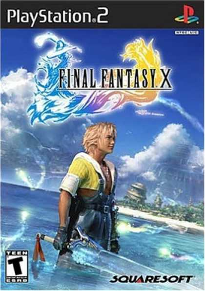 Bestselling Games (2006) - Final Fantasy X