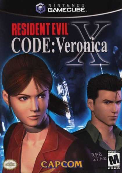 Bestselling Games (2006) - Resident Evil Code Veronica X