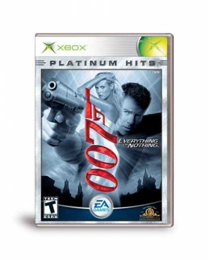 Bestselling Games (2006) - James Bond 007 Everything or Nothing
