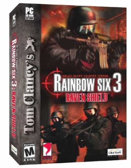 Bestselling Games (2006) - Tom Clancy's Rainbow Six 3: Raven Shield
