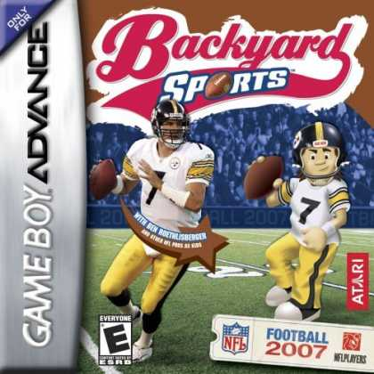 Bestselling Games (2006) - Backyard Football 2007