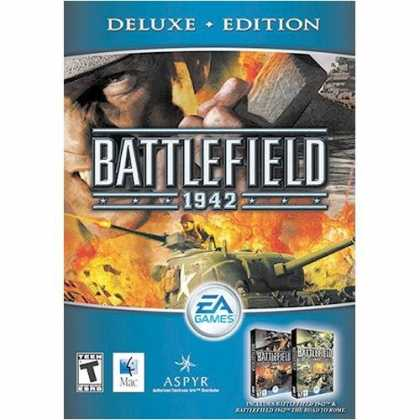 Bestselling Games (2006) - Battlefield 1942: Deluxe Edition DVD-ROM (Mac)