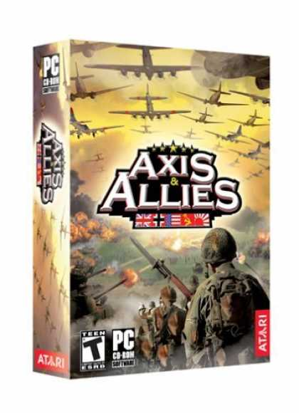 Bestselling Games (2006) - Axis & Allies