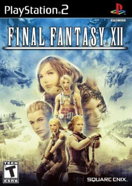Bestselling Games (2006) - Final Fantasy XII - Duets: An American Classic by Tony Bennett - World of Warcra