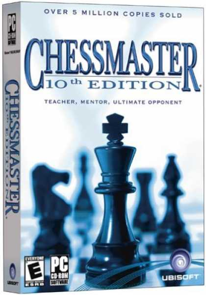 Bestselling Games (2006) - Chessmaster 10th Edition