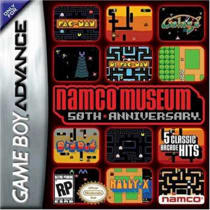Bestselling Games (2006) - Namco Museum 50th Anniversary