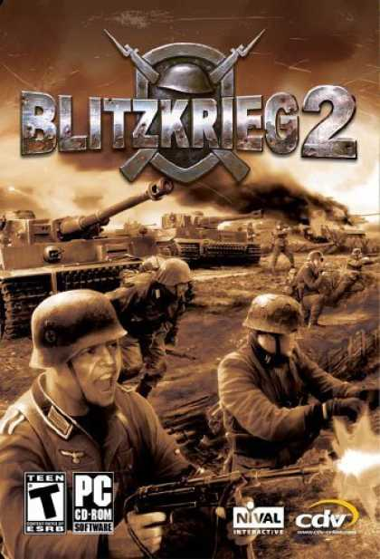 Bestselling Games (2006) - Blitzkrieg 2