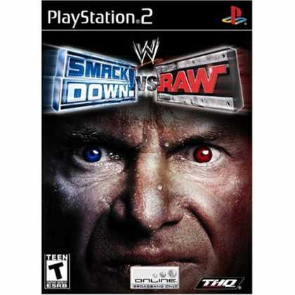 Bestselling Games (2006) - WWE Smackdown vs Raw