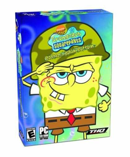 Bestselling Games (2006) - SpongeBob SquarePants: The Battle for Bikini Bottom