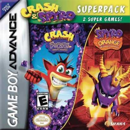 Bestselling Games (2006) - Crash and Spyro Super Pack