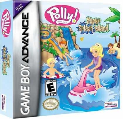 Bestselling Games (2006) - Polly!: Super Splash Island