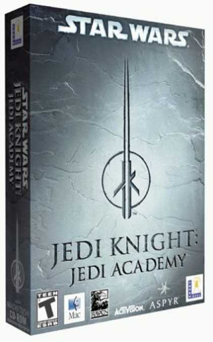 Bestselling Games (2006) - Star Wars Jedi Knight: Jedi Academy (Mac)