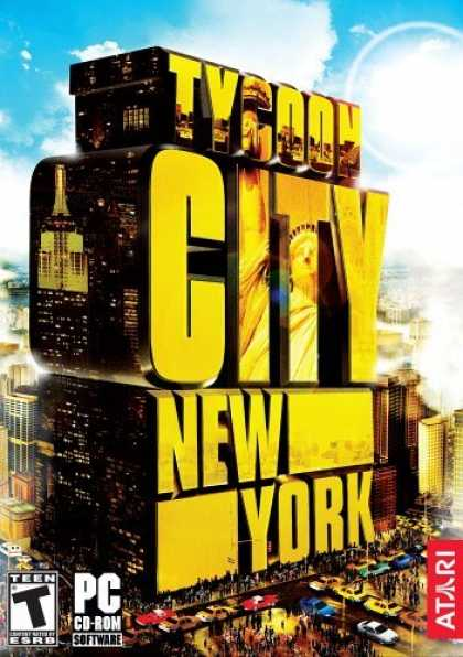Bestselling Games (2006) - Tycoon City: New York
