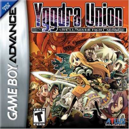Bestselling Games (2006) - Yggdra Union