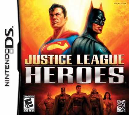 Bestselling Games (2006) - Justice League Heroes
