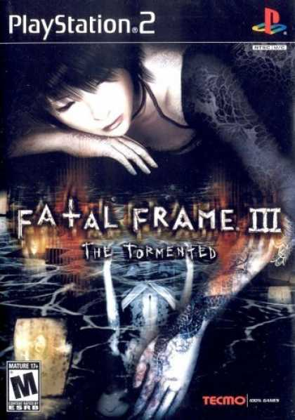Bestselling Games (2006) - Fatal Frame 3: The Tormented for PlayStation 2