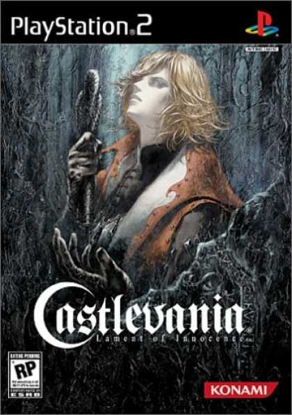 Bestselling Games (2006) - Castlevania: Lament of Innocence